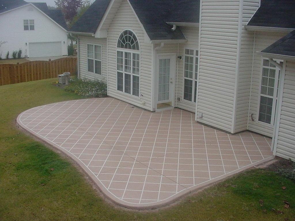 Genial Concrete Patios, Pool Decks, Driveways And Floors Represent Major  Investments. But Unless Theyu0027re Protected From The Harsh Effects Of  Moisture, Sun, Wind, ...